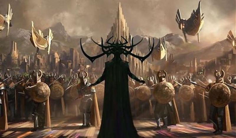 Películas de Disney para el 2017 - Thor. Ragnarok