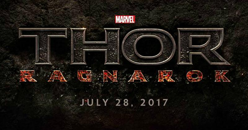Películas de Marvel para 2017 -Thor. Ragnarok