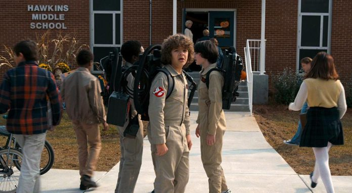Primer imagen de la segunda temporada de 'Stranger Things'