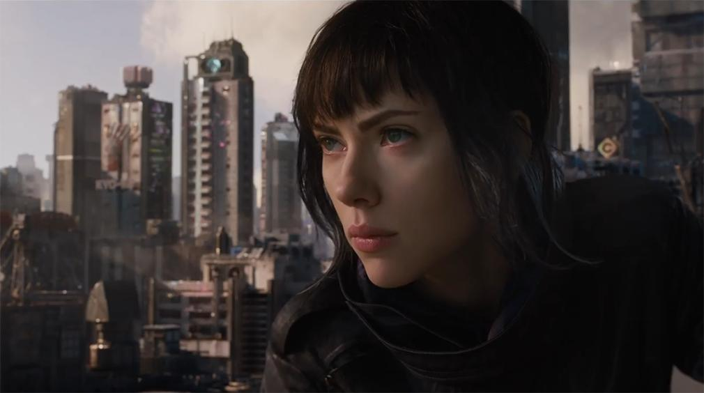 Johansson conoce a su enemigo en 'Ghost In The Shell'