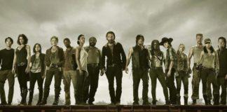Series más vistas en América - The Walking Dead