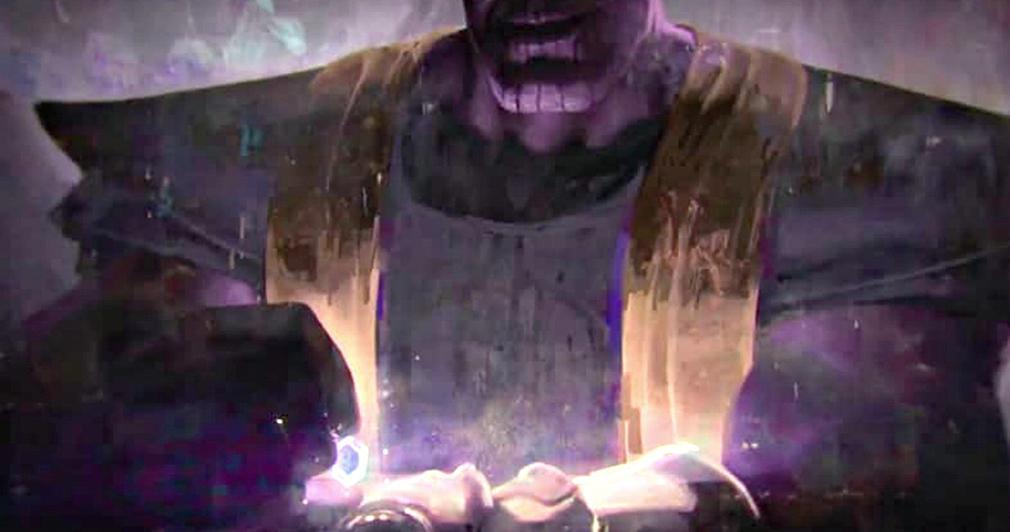 Sneak peek de 'Vengadores. La guerra del infinito - 1ª parte'