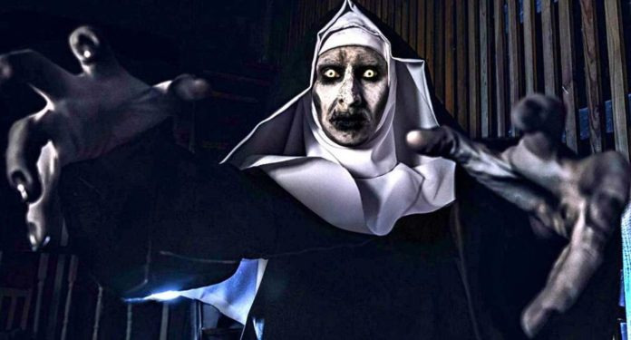The Nun' spin-off 'The Nun' spin-off de 'Expediente Warren' se estrenará en verano del 2018
