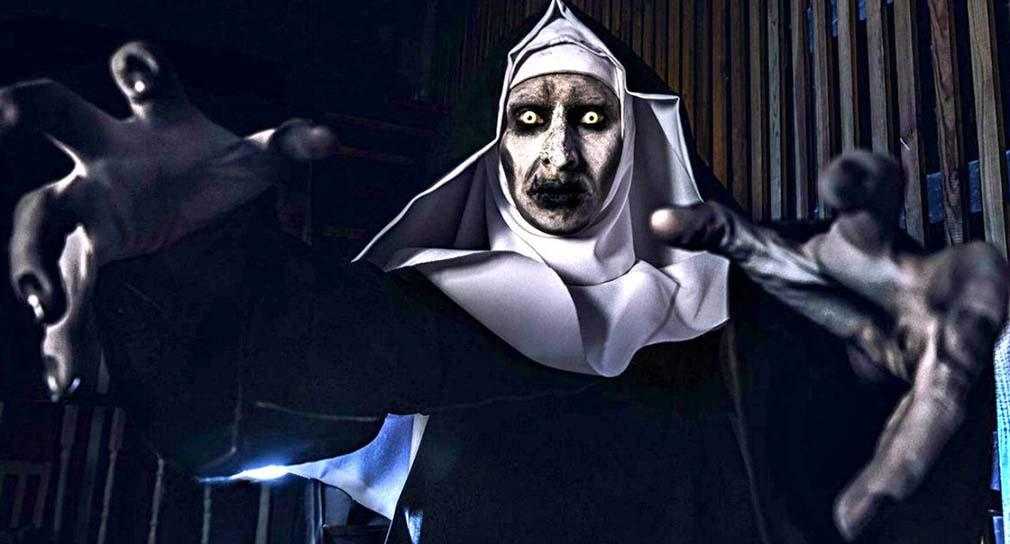 'The Nun' spin-off de 'Expediente Warren' se estrenará en verano del 2018