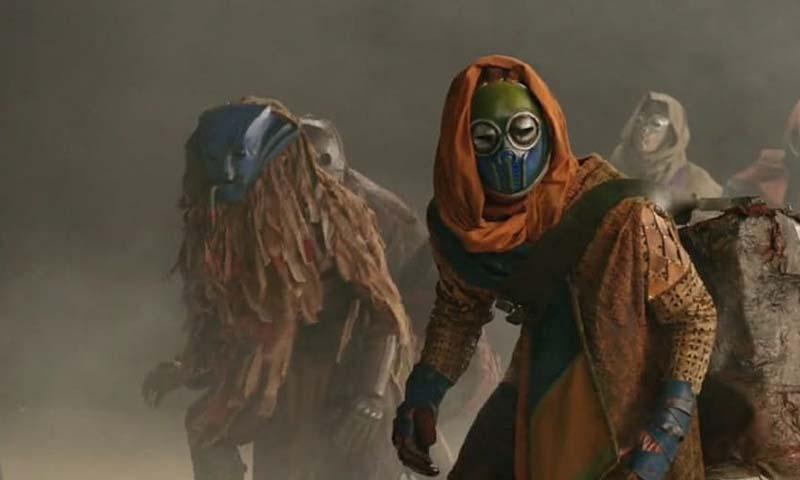 'Thor. Ragnarok' imágenes de nuevas razas alienígenas - Nuevos alienígenas 01