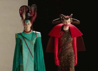 'Thor. Ragnarok' imágenes de nuevas razas alienígenas - Nuevos alienígenas 02