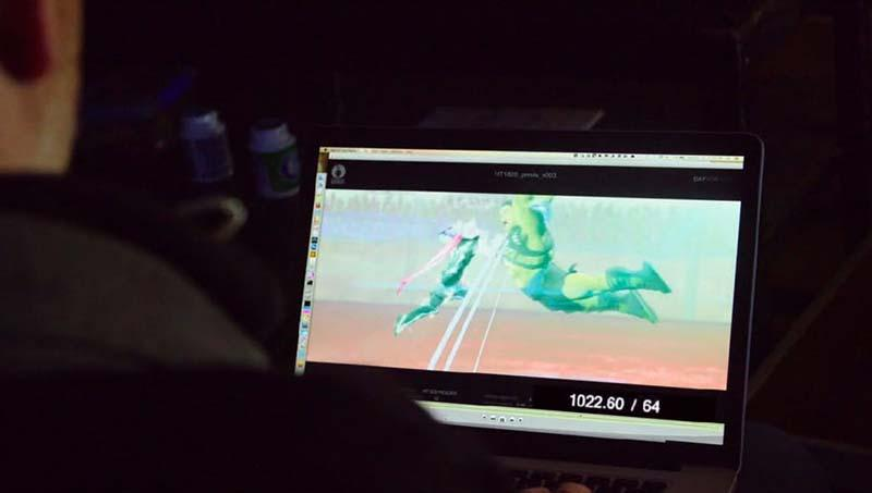 'Thor. Ragnarok' imágenes de nuevas razas alienígenas - Simulación cobate entre Thor y Hulk