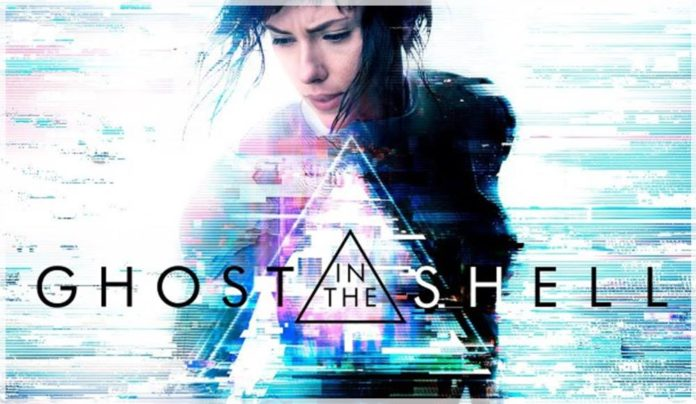 estrenos 2017 GHOST IN THE SHELL