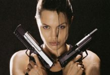 Angelina Jolie se sometió a test diarios de drogas para 'Lara Croft: Tomb Raider'