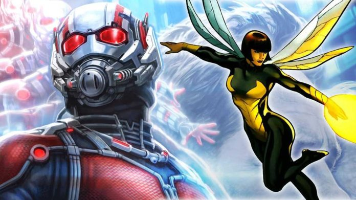 'Ant-Man and the Wasp' comienza la fase previa de producción