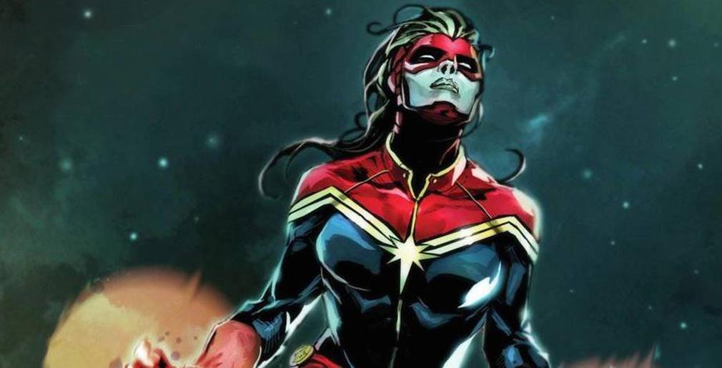 El rodaje de 'Captain Marvel' comenzaría en enero de 2018