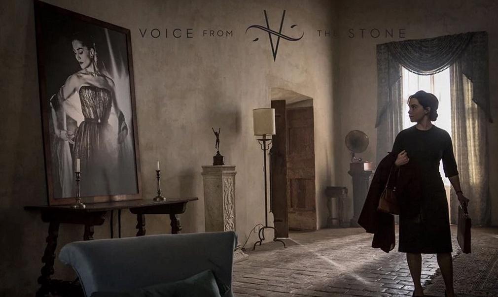 Emilia Clarke de 'Juego de Tronos' en el primer tráiler del thriller 'Voice from the Stone'