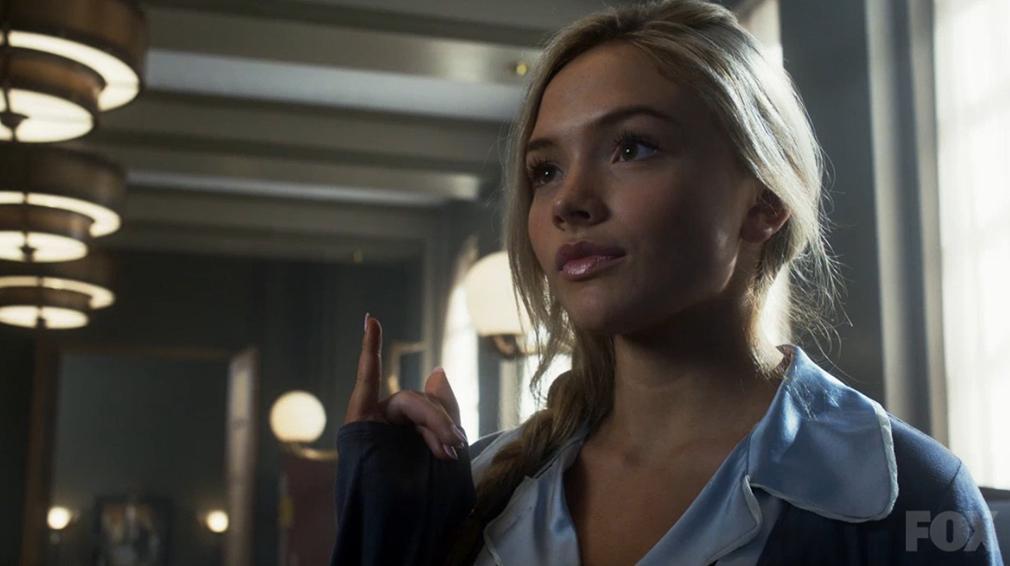 Natalie Alyn Lind se une al reparto de la serie 'X-Men'