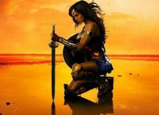 Nuevo póster de 'Wonder Woman' centrado en la figura de Diana Prince