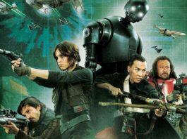 Películas más taquilleras del 2016 - Rogue One. Una historia de Star Wars