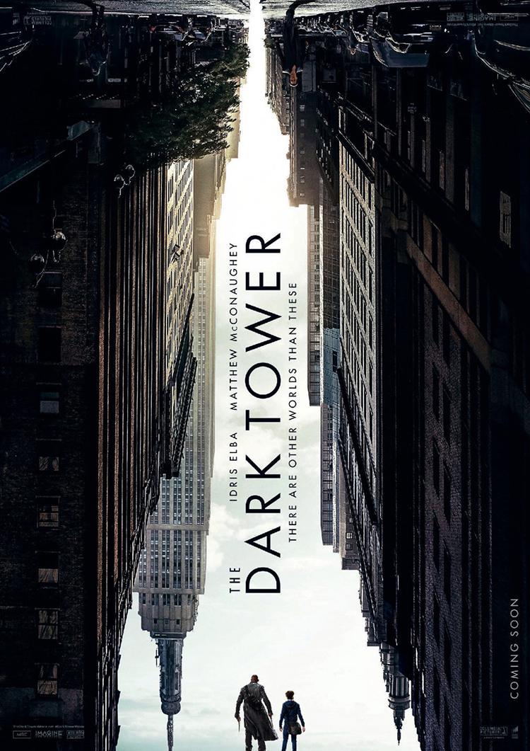 Primer póster e imágenes de la película 'La Torre Oscura' - Póster