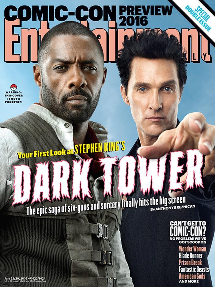 Primer póster e imágenes de la película 'La Torre Oscura' - Portada Entertainment