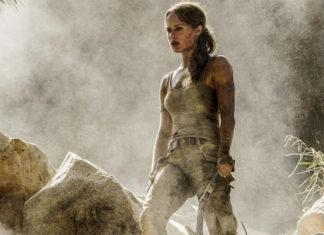 Primeras imágenes de Alicia Vikander como Lara Croft en el remake de Tomb Raider