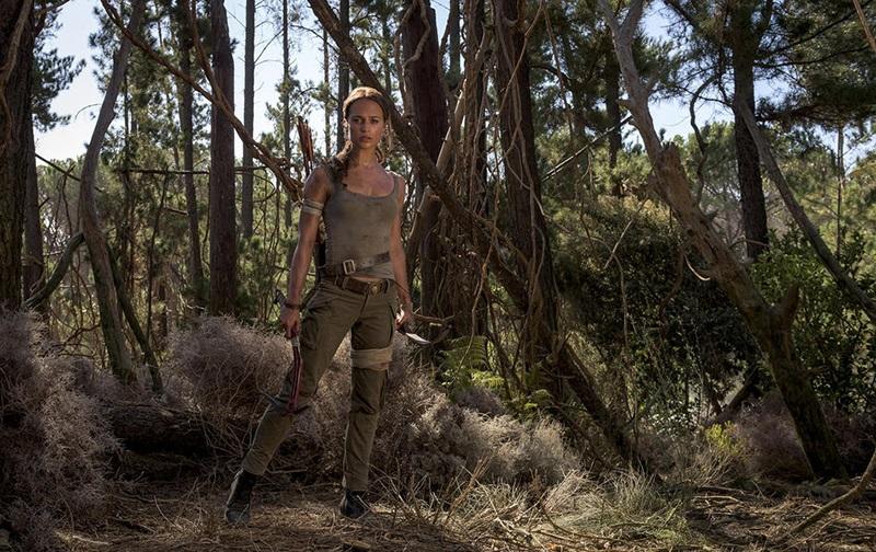 Primeras imágenes de Alicia Vikander como Lara Croft en el remake de Tomb Raider 02