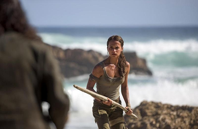 Primeras imágenes de Alicia Vikander como Lara Croft en el remake de Tomb Raider 01