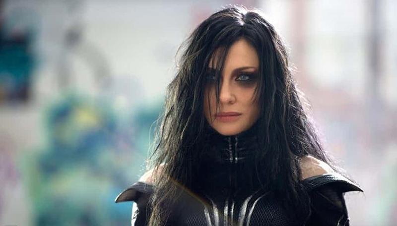 Primeras imágenes de 'Thor 3. Ragnarok' con la presencia de Grandmaster - Cate Blanchett como Hela