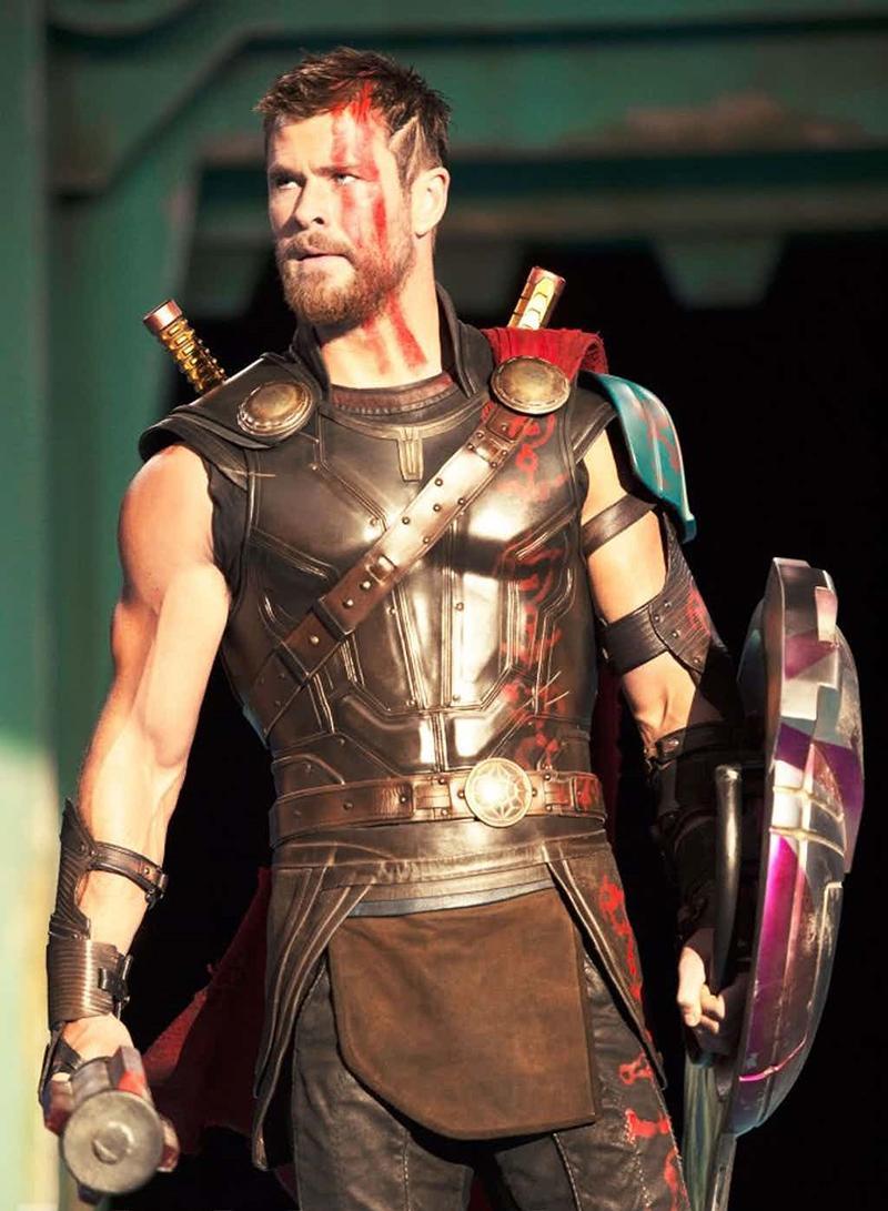 Primeras imágenes de 'Thor 3. Ragnarok' con la presencia de Grandmaster - Chris Hemsworth