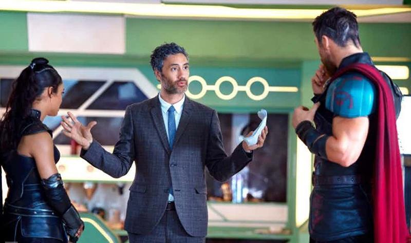 Primeras imágenes de 'Thor 3. Ragnarok' con la presencia de Grandmaster - Director Stars