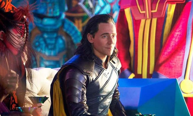 Primeras imágenes de 'Thor 3. Ragnarok' con la presencia de Grandmaster - Tom Hiddleston como Loki