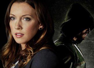 Sirena Negra interpretada por Katie Cassidy, personaje regular en la temporada 6 de 'Arrow'