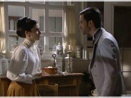 Teresa se va de viaje sola para encontrarse con Mauro en Acacias 38