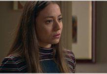 Alba se dispone a viajar a londres para interrumpir su embarazo en amar es para siempre