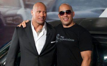 Dwayne Johnson y Vin Diesel regresan para 'Fast & Furious 9'