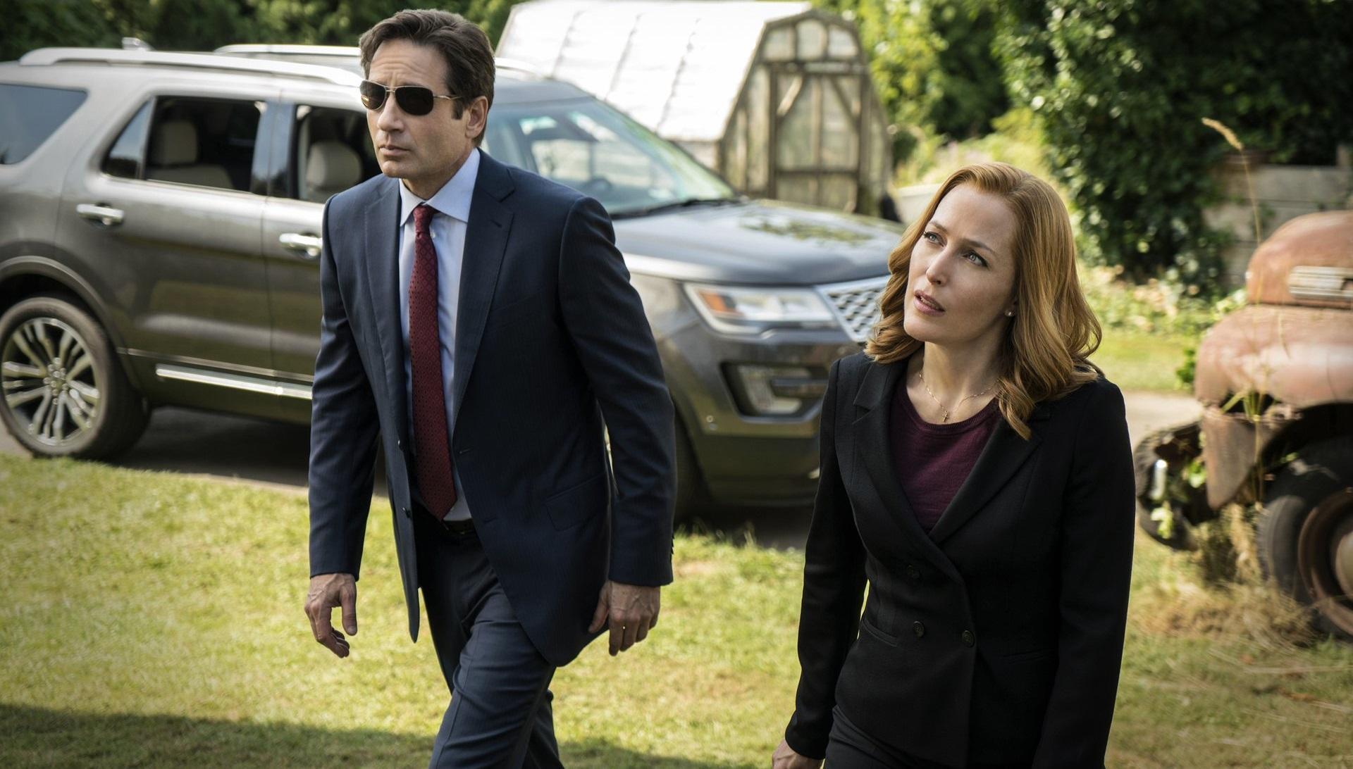 'Expediente X' regresará con una nueva temporada de diez episodios