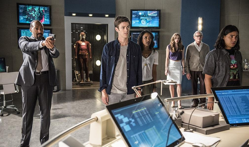 Final de la temporada 3 de 'The Flash'