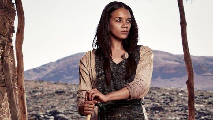 Hannah John-Kamen se incorpora al reparto del reboot 'Tomb Raider'