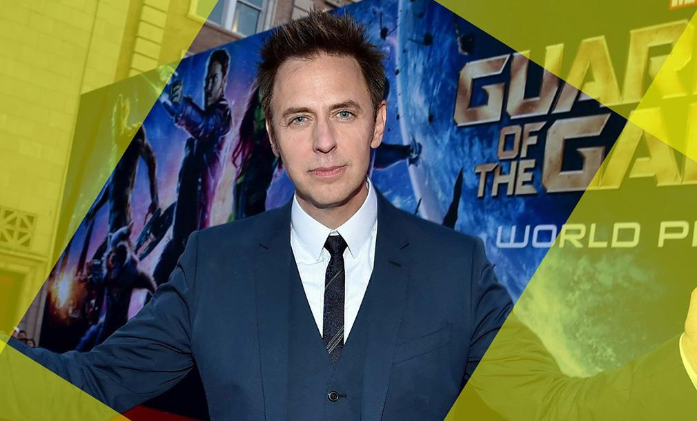 James Gunn dirigirá 'Guardianes de la Galaxia 3'