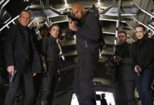 Marvel temporada 5 de 'Agentes de SHIELD'
