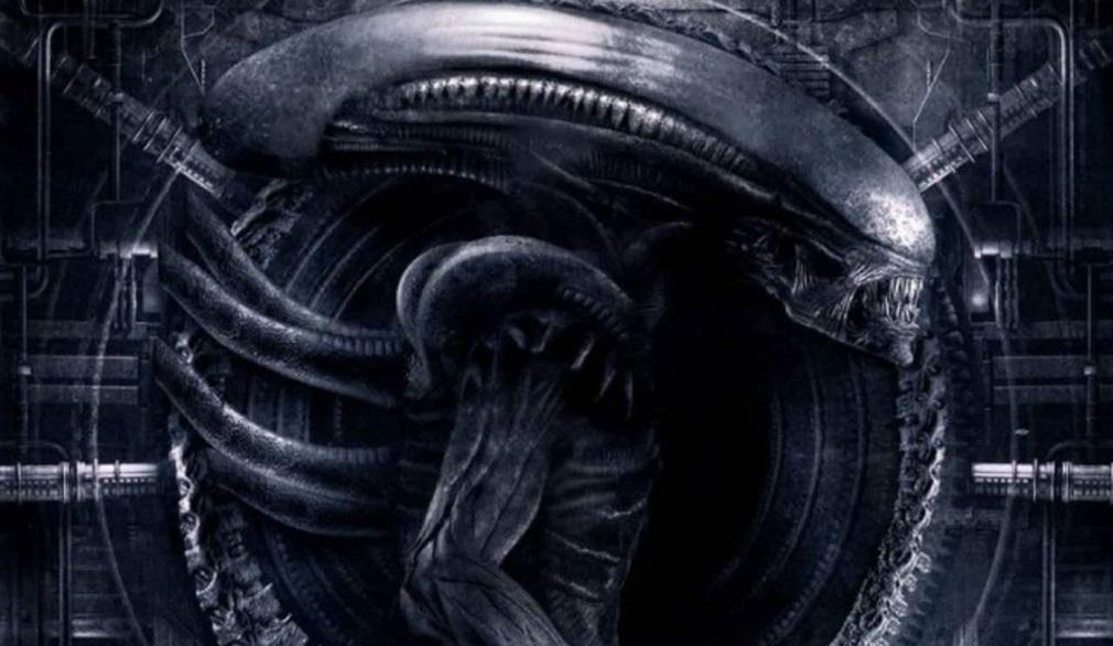 Nuevo neomorfo 'Alien. Covenant' - Póster
