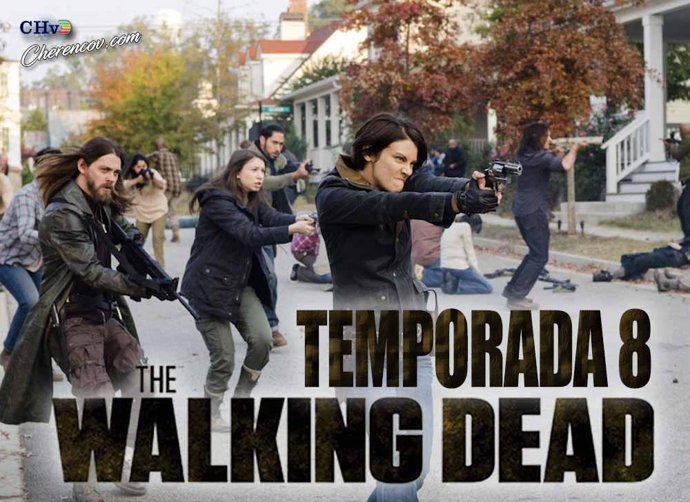 image Rosita in the walking dead