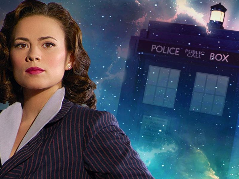 Hayley Atwell 'Doctor Who'