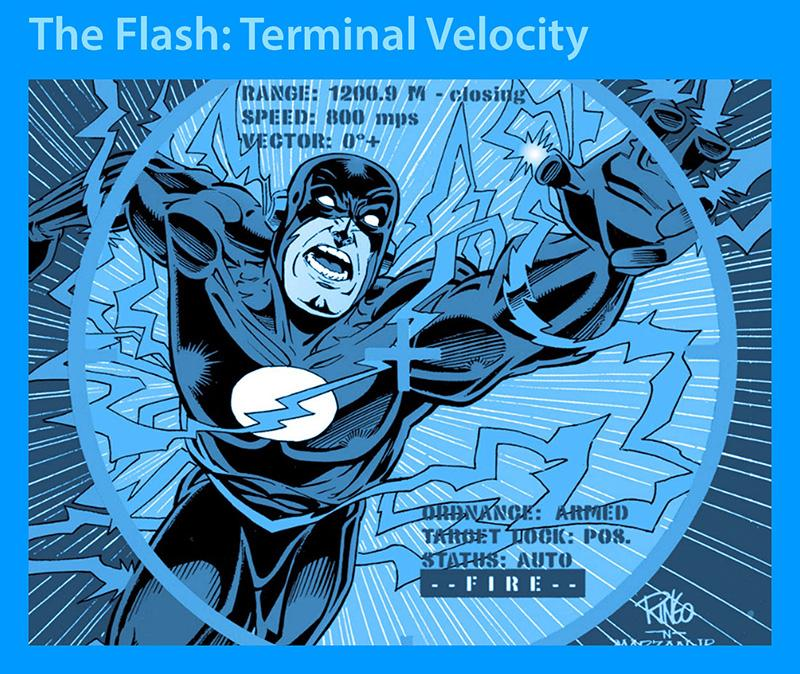 Temporada 4 de 'The Flash' podría contar con un nuevo Barry Allen - Arco Velocity Terminal