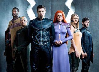 Marvel Familia Real de los 'Inhumanos'