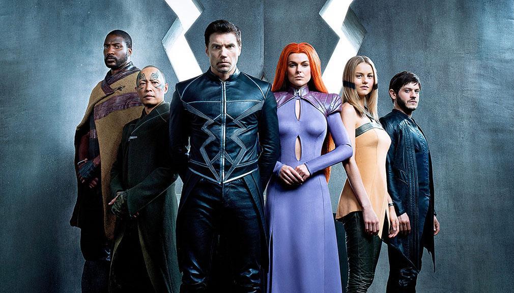 Liberada la primera imagen del elenco de la serie de Inhumans