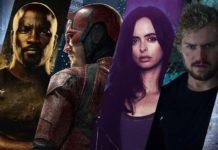 Marvel y Netflix primer tráiler de 'Los Defensores' de Marvel