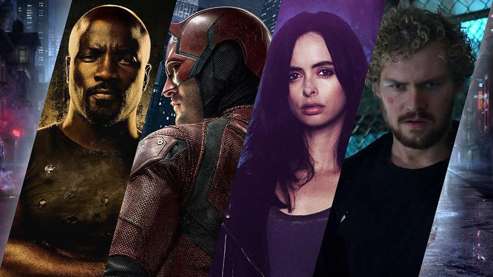 Marvel y Netflix lanzan el primer tráiler de 'Los Defensores' de Marvel