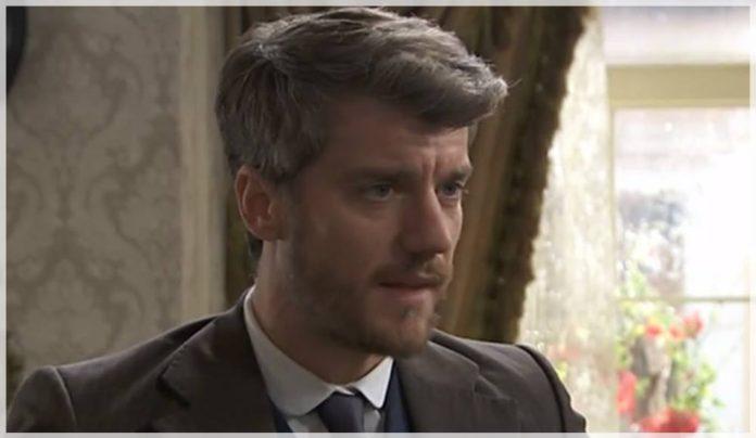 Mauro se entera de que Teresa está embarazada en Acacias 38