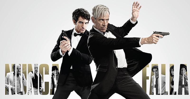 Películas 2015 Anacleto: Agente secreto