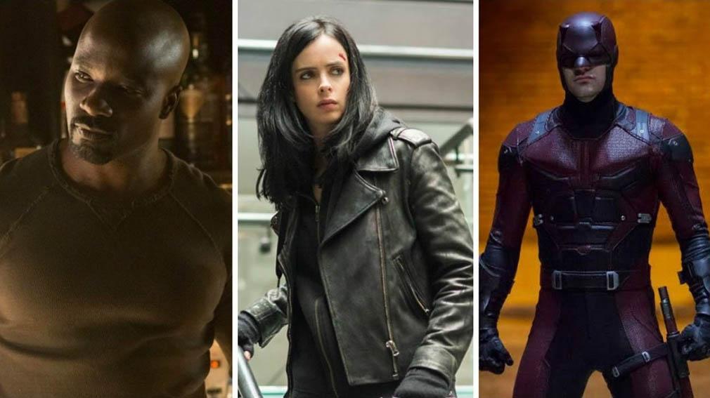 Nuevas temporadas de 'Daredevil', 'Jessica Jones' y 'Luke Cage' 2018
