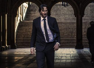 Título y trama de la serie 'John Wick' Keanu Reeves