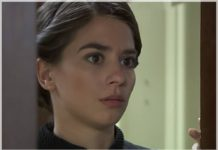 Teresa encuentra a Mauro herido en acacias 38